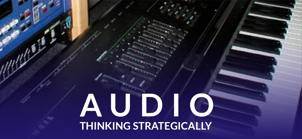 Audio: Thinking Strategically